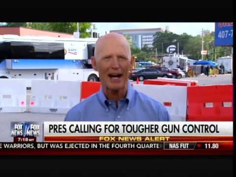 FL Governor GOES OFF On Obama: I'm Sick of This! We Need Someone to Fight ISIS