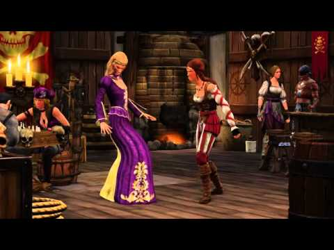 The Sims Medieval: Pirates & Nobles Adventure Pack