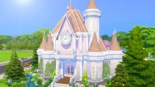 Furnishing a Castle in The Sims 4 (Streamed 2/8/19)