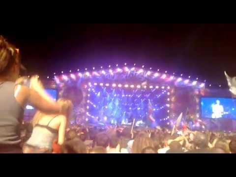 Manu Chao - Que hora son mi corazon @ Przystanek Woodstock 2014 live Kostrzyn nad Odrą 02/03.08.2014