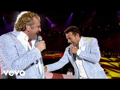 De Toppers - Rondje Feest Medley (Toppers In Concert 2010)