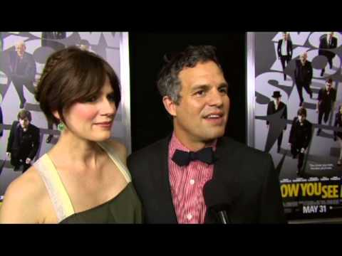 Now You See Me New York Premiere Mark Ruffalo Interview