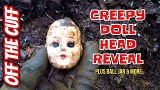 🔴 Cleaned Up Bottle Dump Finds: Metal Detecting Hangout