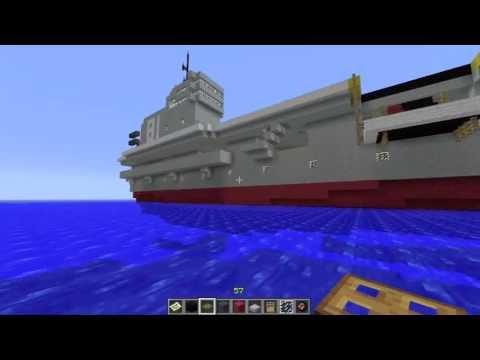 xHHx Minecraft Server Part I - Flugzeugträger