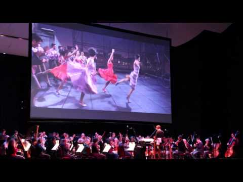 NAC Orchestra performs West Side Story