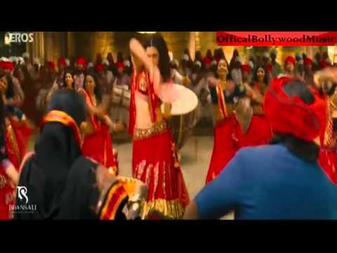 Nagada Sang Dhol Song - Ram-leela Ft. Deepika Padukone, Ranveer Singh