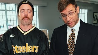 Yinzers at a Funeral