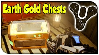 all golden chests on earth