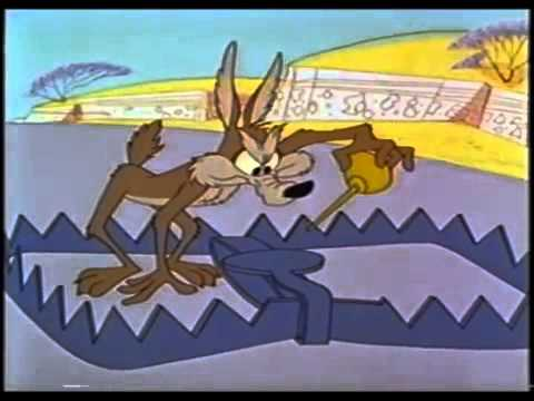 Road Runner & Wile E Coyote cartoon collection - Zoom at the Top_2