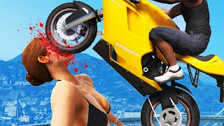 GTA 5 FAILS - #4 (GTA 5 Funny Moments Compilation)