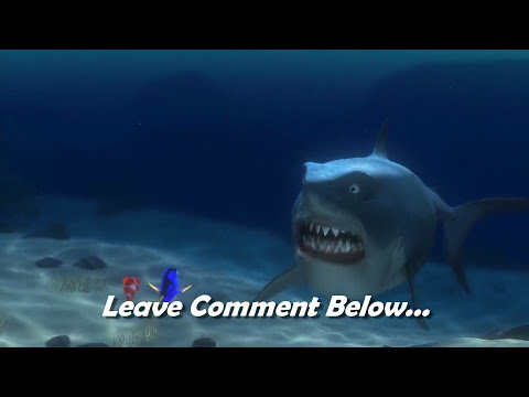 Finding Nemo Movie Mistakes, Goofs and Fails
