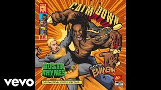 Eminem Video - Busta Rhymes - Calm Down (Audio) ft. Eminem