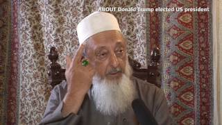 Sheikh Imran Hosein About Donald Trump