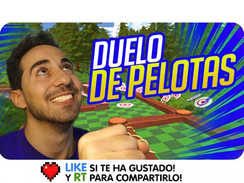 DUELO DE PELOTAS!! | EXO Y LUH EN GOLF WITH FRIENDS