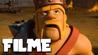 Clash of Clans Movie Animation