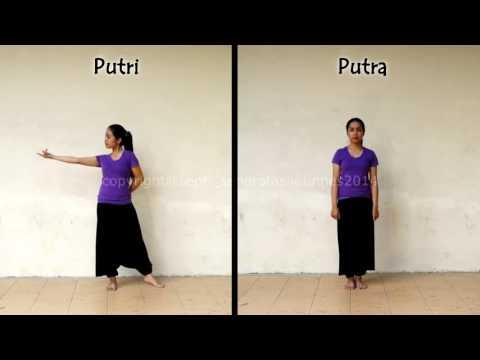 تعليم رقص هندي خطوة بخطوة مع اغنية جميلة رووووووووووعة thumbnail