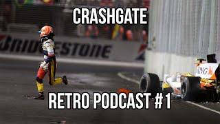 Największy skandal w historii F1 - Crashgate - Retro Podcast #1