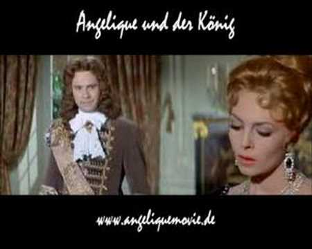 Angelique und der König DVD Deutsch www.angeliqemovie.de Video
