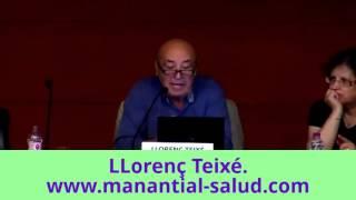 Plantas Medicinales para la mujer. Conferencia Llorenç de Teixé, de Manantial de Salud