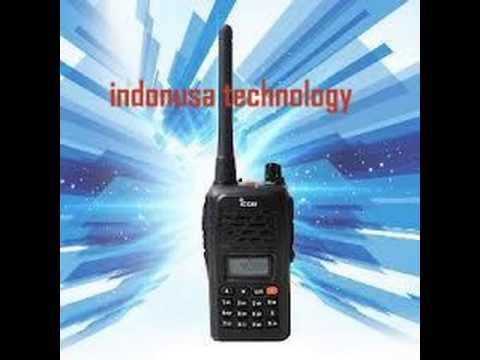 Jual HT Icom IC-V82 Handy Talky Icom IC-U82