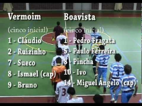 Futsal Juvenis Vermoim vs Boavista 1.5.2011