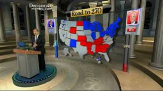 American Elections NBC 2008