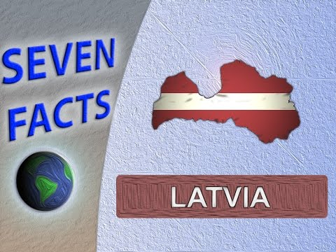 7 Facts about Latvia