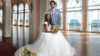 Oromo Christian wedding in cairo part 4