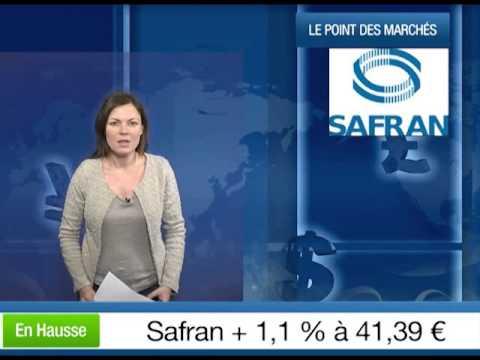 17/06/2013 : Mi-séance : le marché accélère avec France Telecom et l'aéronautique