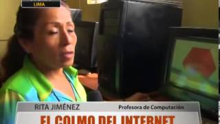 El Colmo Del Internet