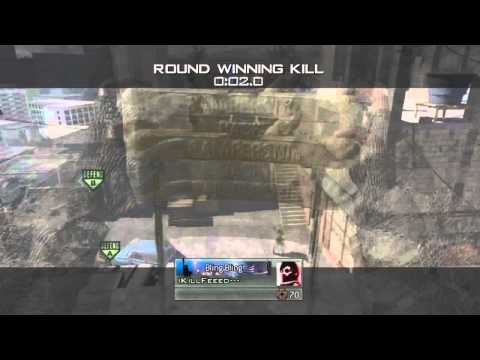 Modern Warfare 2: Insane Trick Shot Killcam (iKillFeeed---)