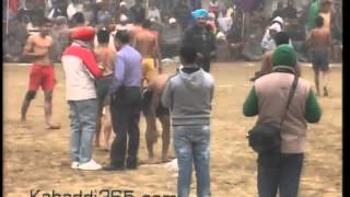 Daffar (Hoshiarpur) Kabaddi Tournament 25 Dec 2012 Part 5 By Kabaddi365.com