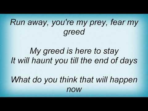 Asphyx - Fear My Greed