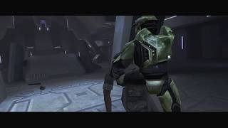 Halo Combat Evolved: 343 Guilty Spark + The Library