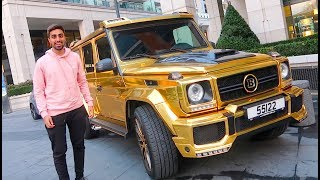 This $250,000 Mercedes G-WAGON Is Worth every Penny !!!