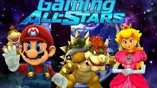 Gaming All-Stars: S1E1 - Castle Invasion