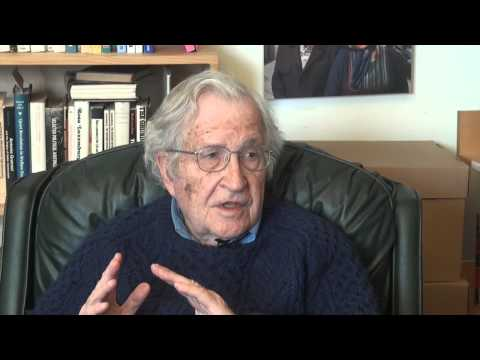Chomsky answers questions from Fallujah