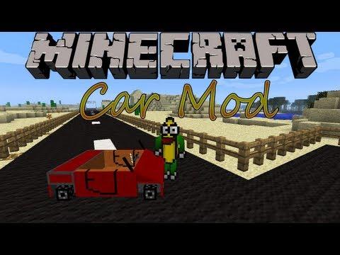 Minecraft 1.5.2 - Instalar Car Mod / Español