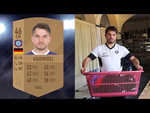 ХУДШИЙ ИГРОК FIFA 18 ОКАЗАЛСЯ НЕ ФУТБОЛИСТОМ