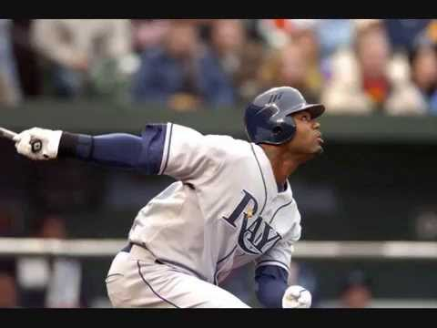 Carl Crawford Rays Video