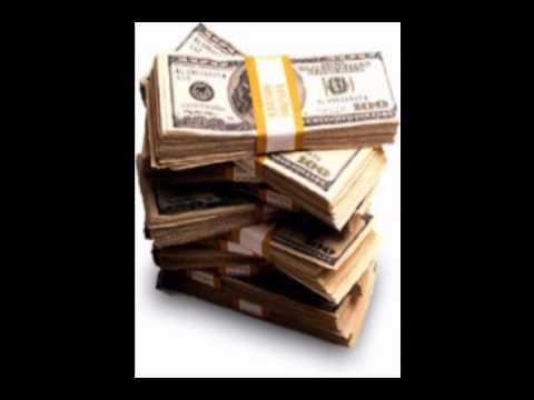 Blended Subliminal Money Affirmations Visualization with Flashing Abundance Images