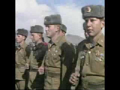 афганистан песня водителя.flv