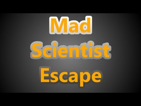 Mad Scientist Escape Map w/ ChimneySwift (HD)