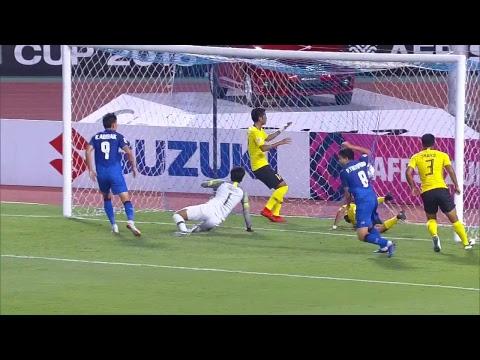 Thailand vs Malaysia (AFF Suzuki Cup 2018: Semi-Finals 2nd Leg)