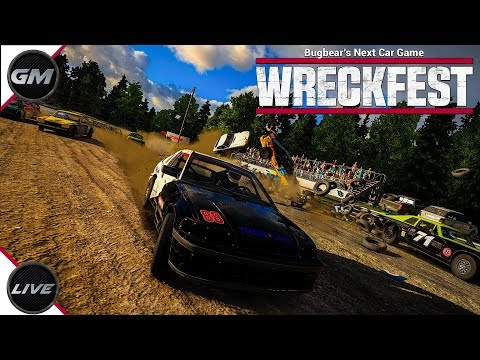 Wreckparty mit AVA und DaveGaming | PC | FACECAM