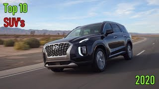 Top 10 Future SUV's to Look Forward to for 2020!