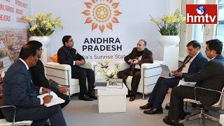 Minister Nara Lokesh Participated in Country Strategy Dialogue on India Meeting | Davos | hmtv