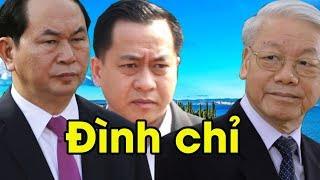 Vũ Nhôm bị bắt, BCT sẽ đình chỉ chức vụ chủ tịch nước của Trần Đại Quang để làm rõ đường dây đào tẩu