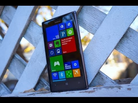 Nokia Lumia 925 - After The Buzz. Episode 025