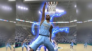NBA LIVE FROM 2000-2016 HOW DID 2K TAKE THE THRONE!?